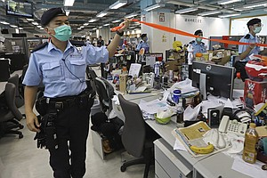 Beijing Attempts To Remake Hong Kong In Its Image As National Security Law Ta...