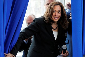In Historic Pick, Joe Biden Taps Kamala Harris To Be His Running Mate