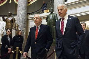 A New Biden Administration Would Face Old Problems With Congress