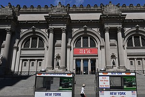 New York City's Museums To Reopen As State's COVID-19 Numbers Continue To Tic...