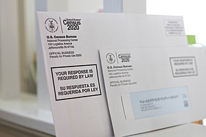 Mail Delays Could Hurt The Census, Too