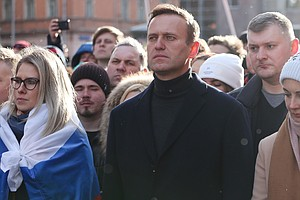 Alexei Navalny, Voice Of Russia's Opposition, Is Hospitalized In Possible Poi...