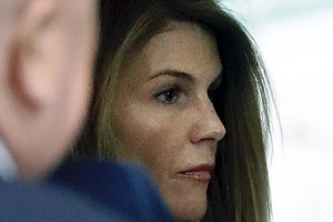 Lori Loughlin And Mossimo Giannulli Receive Prison Sentences For Admissions S...