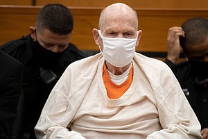 Golden State Killer Sentenced To Life In Prison Without Possibility Of Parole