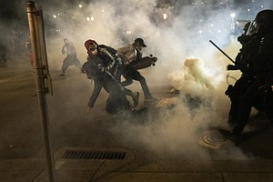 Police Declare Portland Protests A Riot But This Definition Could Be Rooted I...