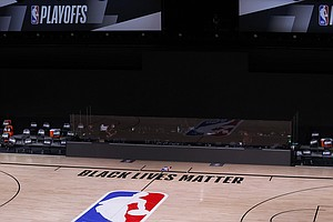 'Change Doesn't Happen With Just Talk': NBA Playoffs Return. But Athletes Fig...