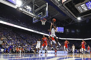 Kentucky's Rupp Arena: A College Basketball Mecca With A Complicated Racial Past