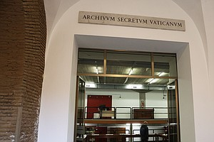 Records From Once-Secret Archive Offer New Clues Into Vatican Response To Hol...