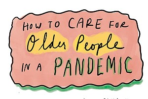 How To Care For Older People In The Pandemic (And A Printable Guide!)
