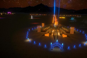 As Burning Man Goes Virtual, Organizers Try To Capture The Communal Aspect