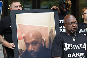 Protests In Rochester, N.Y., After Bodycam Footage Released Of Daniel Prude's...