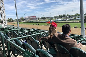 The 2020 Kentucky Derby 'Unlike Any Other'
