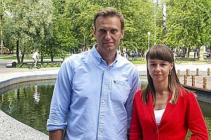 Alexei Navalny, Putin Critic Who Was Poisoned, Is Out Of Coma And Improving