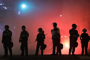 Political Divisions Drive Police Brutality Lawsuit Settlements