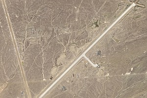 New Chinese Space Plane Landed At Mysterious Air Base, Evidence Suggests