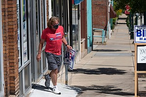 Republicans Are Knocking On Doors. Democrats Aren't. Biden's Campaign Says Th...