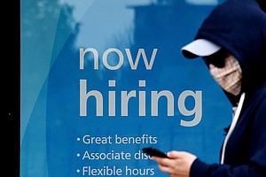 Photo for US Layoffs Remain Elevated As 803,000 Seek Jobless Aid