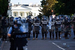 Military Police Leaders Weighed Deploying 'Heat Ray' Against D.C. Protesters
