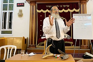 Wanted in Israel: More Shofar Blowers For Socially Distanced Jewish New Year