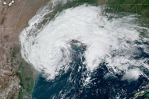 Beta Brings New Flood Risk To Texas Coast And La., Where Thousands Still Lack...