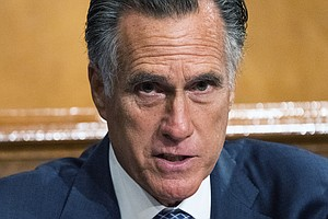 With Romney's Support, GOP Likely Has Votes To Move Ahead With Ginsburg's Rep...