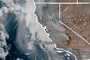1 in 7 Americans Have Experienced Dangerous Air Quality Due To Wildfires This...