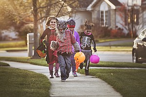 No Trick Or Treat: Americans Get Creative To Celebrate Halloween Safely