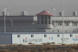 Report: Satellite Images Reveal Suspected Detention Sites In China's Xinjiang...