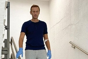 Alexei Navalny's Accounts Reportedly Frozen While In Berlin Hospital After Po...