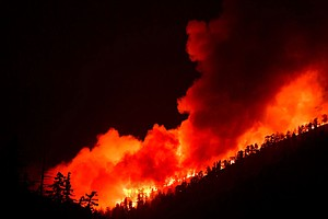 In California, Windy, Dry Weather Expected To Bring 'Critical' Fire Conditions
