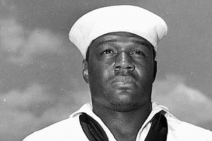 A Military 1st: A Supercarrier Is Named After An African American Sailor