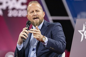 Brad Parscale, Senior Adviser To Trump Campaign, Is Hospitalized After Call T...