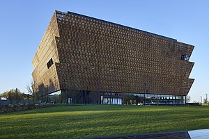 Kevin Young Named Director Of National Museum Of African American History And...