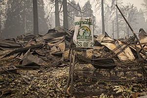 Oregon District Offers Online Learning After Wildfire Postpones School