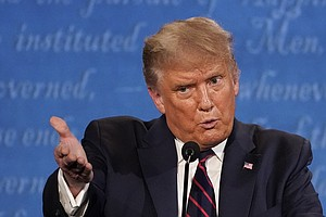 Trump Now Says He Condemns 'All White Supremacists,' After Declining To At De...