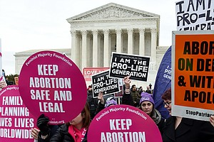 With Roe v. Wade On The Line, Some States Take Steps To Protect Abortion Rights