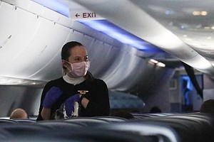 'This Is All I've Ever Known': Amid Cuts, Airline Workers Wonder Where They'l...