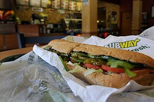 For Subway, A Ruling Not So Sweet. Irish Court Says Its Bread Isn't Bread