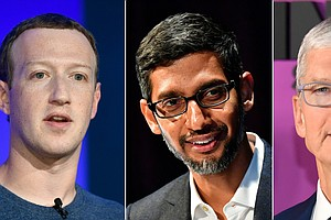 How Are Apple, Amazon, Facebook, Google Monopolies? House Report Counts The Ways