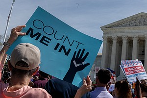 Supreme Court Allows Trump Administration To End Census Counting On Oct. 15
