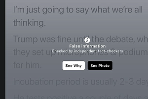 Tiny Changes Let False Claims About COVID-19, Voting Evade Facebook Fact Checks
