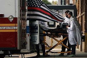 Americans Are Dying In The Pandemic At Rates Far Higher Than In Other Countries