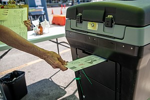 U.S. Appeals Court Sides With Texas On One-Per-County Ballot Drop-Off