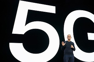 Apple Unveils iPhone 12 With 5G, But Most Won't Feel Faster Speeds Anytime Soon