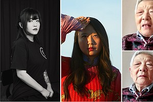 How 3 Women From Wuhan Cope With COVID: Rap, Poetry And Mooncakes
