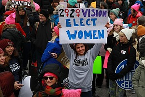 Feminists Weigh Their Wins And Losses After Nearly Four Years Of Trump