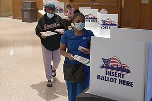 In An Expensive And Partisan Missouri Redistricting Fight, Voters Get The Fin...