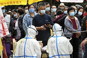 City In China Tests 10 Million People After 13 COVID-19 Cases Are Found