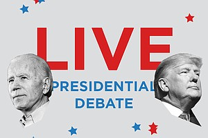 Live: Trump-Biden Final Presidential Debate