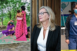 3 Female Health Care Heroes: From Iceland's Top Doc To A Village Protector In...